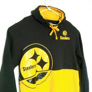 9d9fb1e23 Majestic Shirts - Pittsburgh Steelers Hoodie Sweatshirt By Majestic